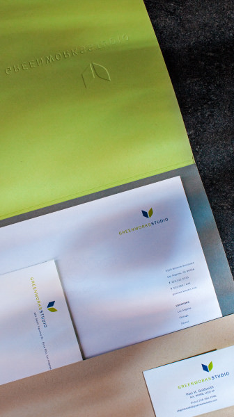 Greenworks studio communications package