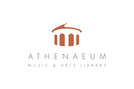 Athenaeum Music & Arts Library Identity Work