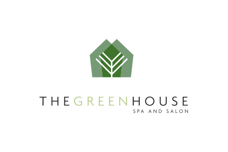Green House Spa Identity Work
