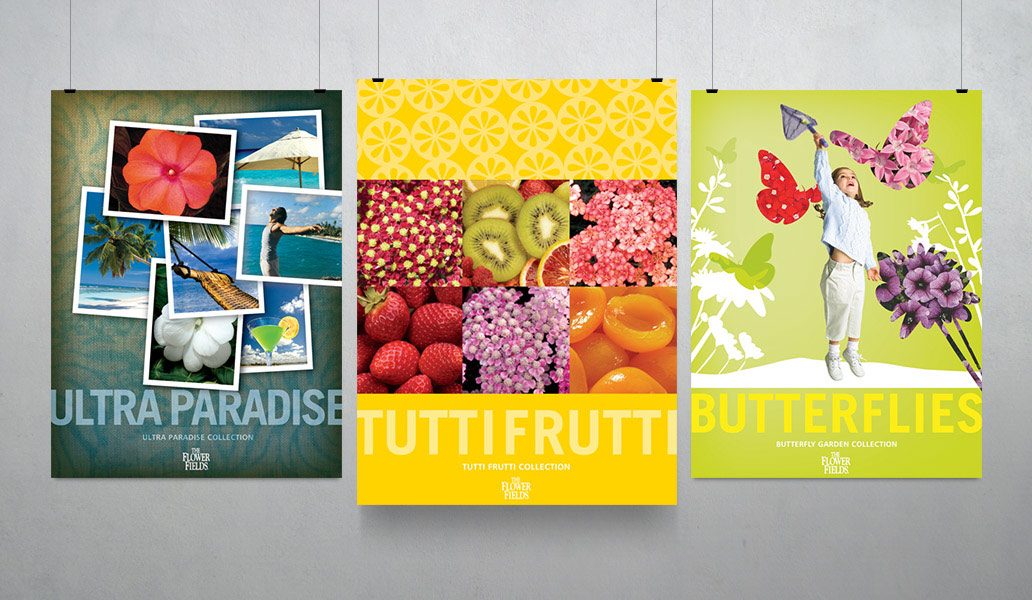 The Flower Fields Posters