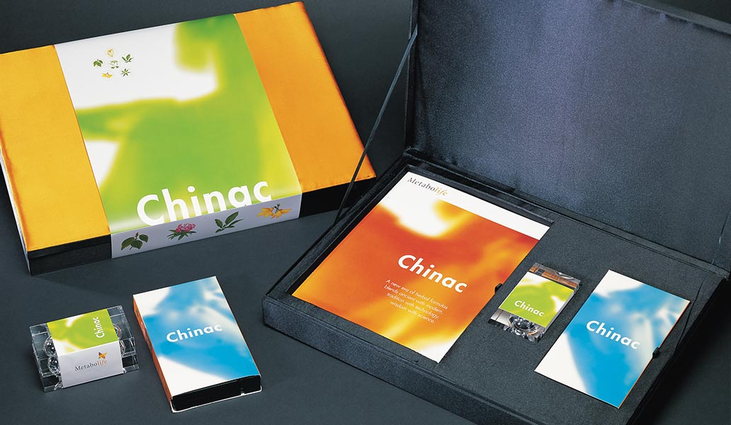 Metabolife chinac packaging