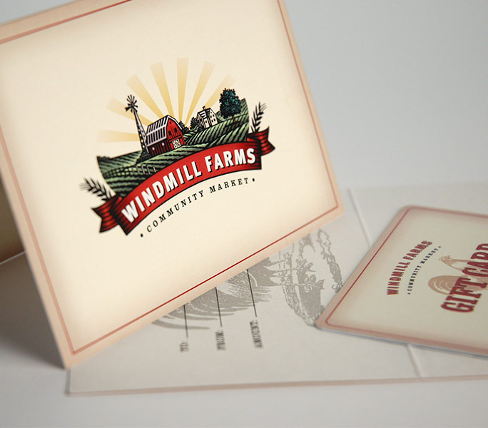 Windmill Farms gift card