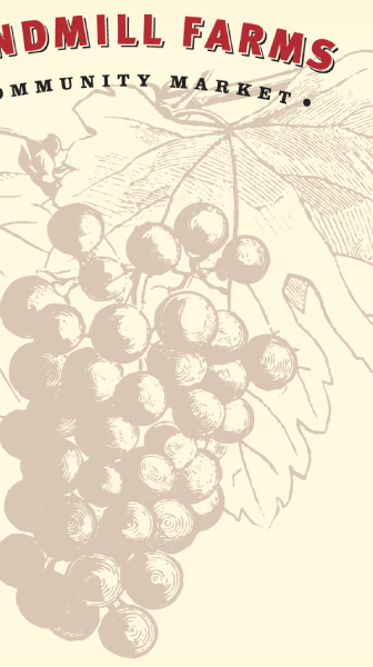 grape illustration for Windmill Farms