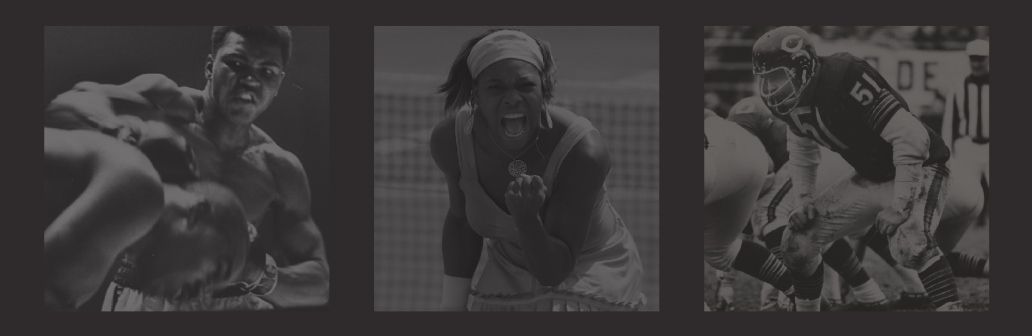Emotional Game athlete images