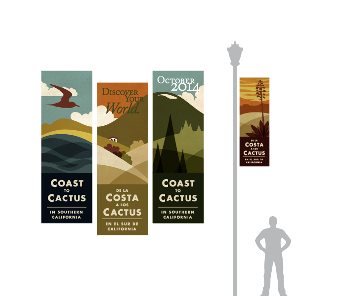 coast to cactus banner system