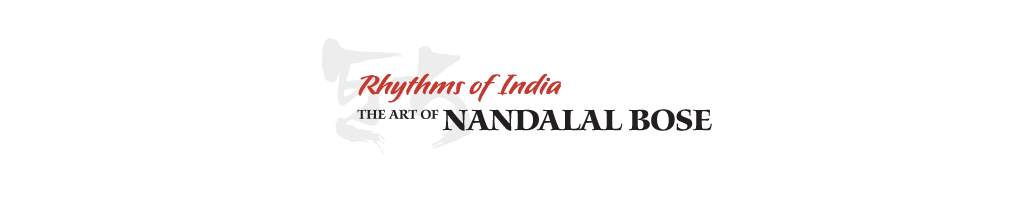 Rhythms of Inida the art of nandalal bose identity