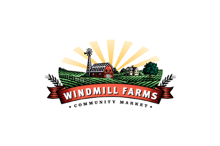 Windmill Farms Identity Work