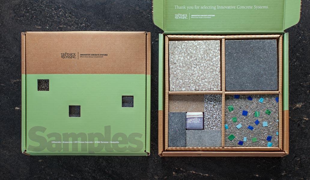 T.B. Penick & Sons box design