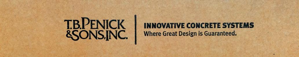 T.B. Penick & Sons identity