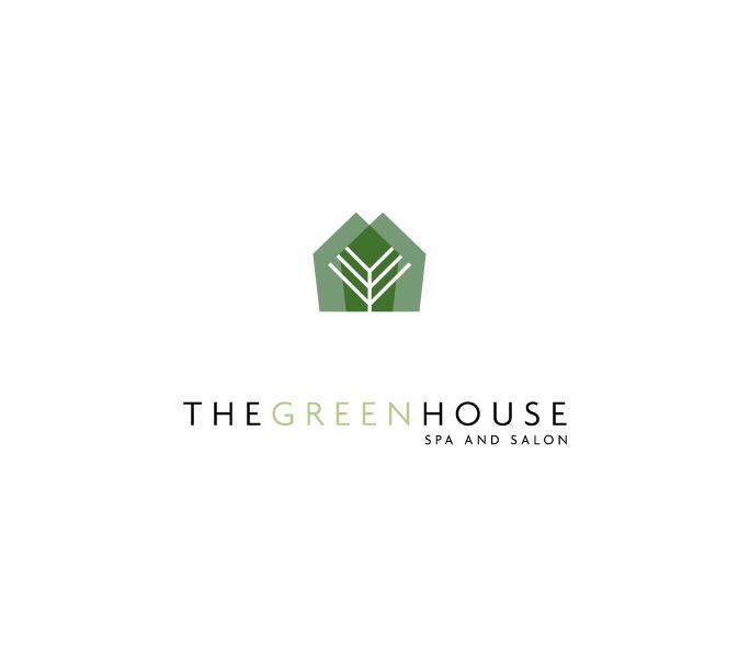 Greenhouse Spa identity