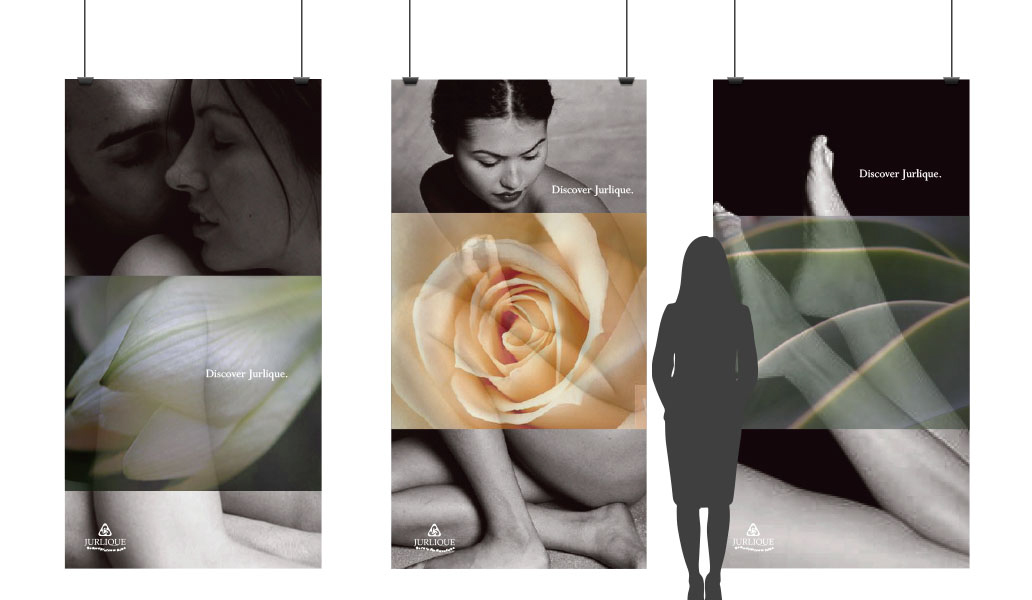 Jurlique Skin Care Hanging Posters