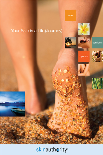 Skin authority Journey Poster