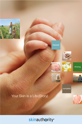 Skin authority Life Poster